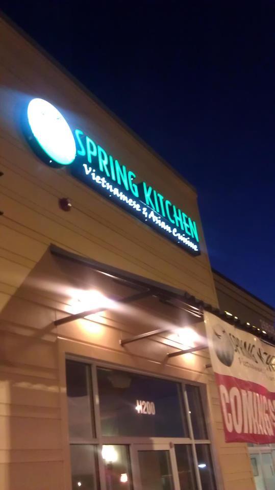 Maple Valley Restaraunts Spring Kitchen